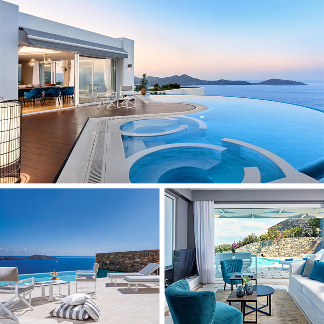 Elounda Gulf Villas & Suites, a Luxury Collection Resort & Spa, Elounda - Hotels in Crete Greece, Travelive