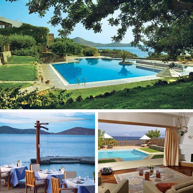 Elounda Mare Hotel - Crete Hotels, Travelive