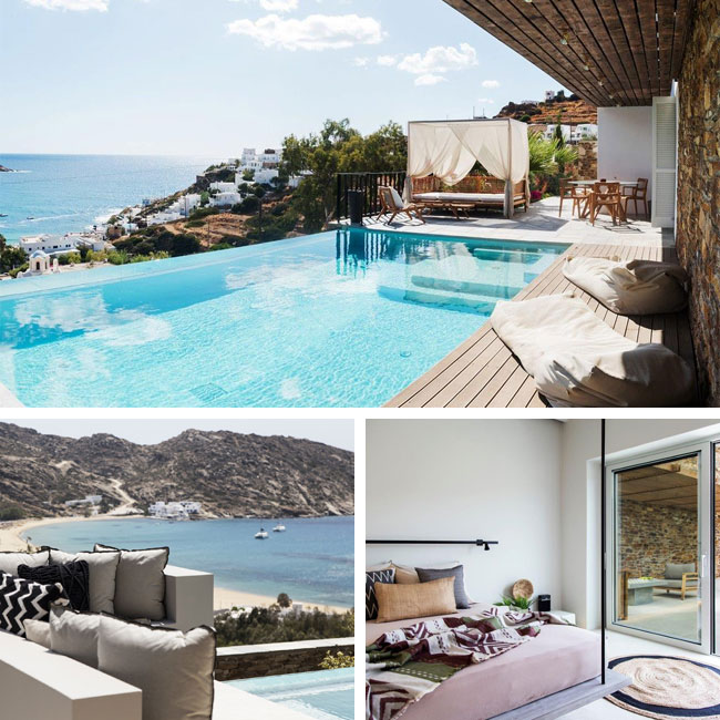 Hide Out Suites - Hotels in Ios Greece, Travelive