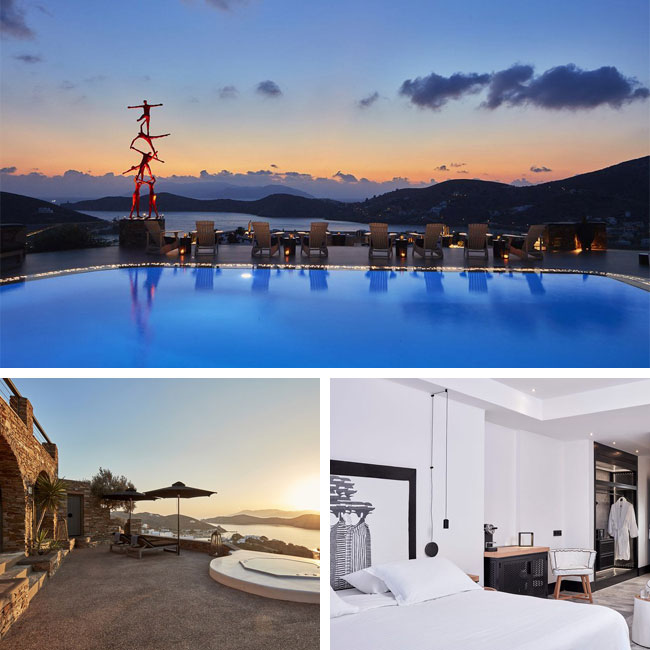 Liostasi Hotel Ios - Hotels in Ios Greece, Travelive