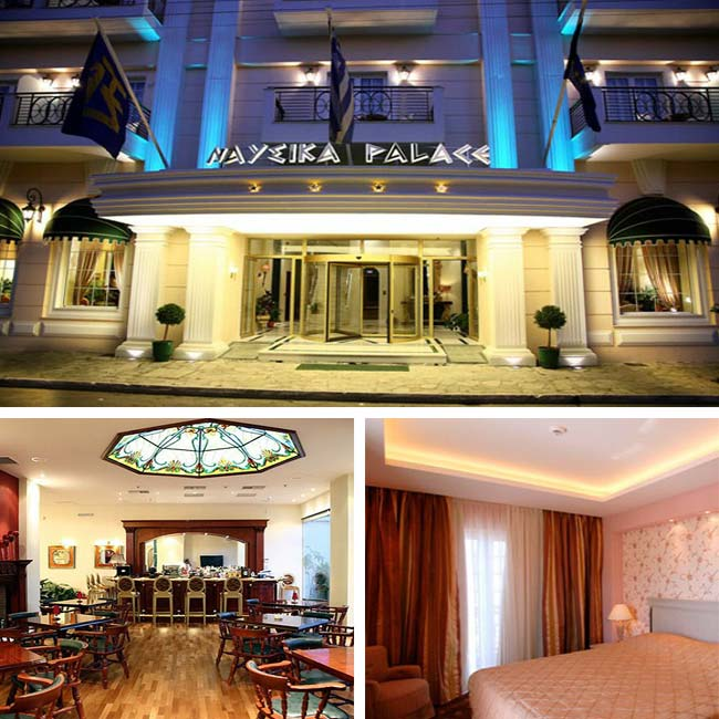 Nafsika Palace - Luxury hotels in Itea, Mainland Greece, Travelive