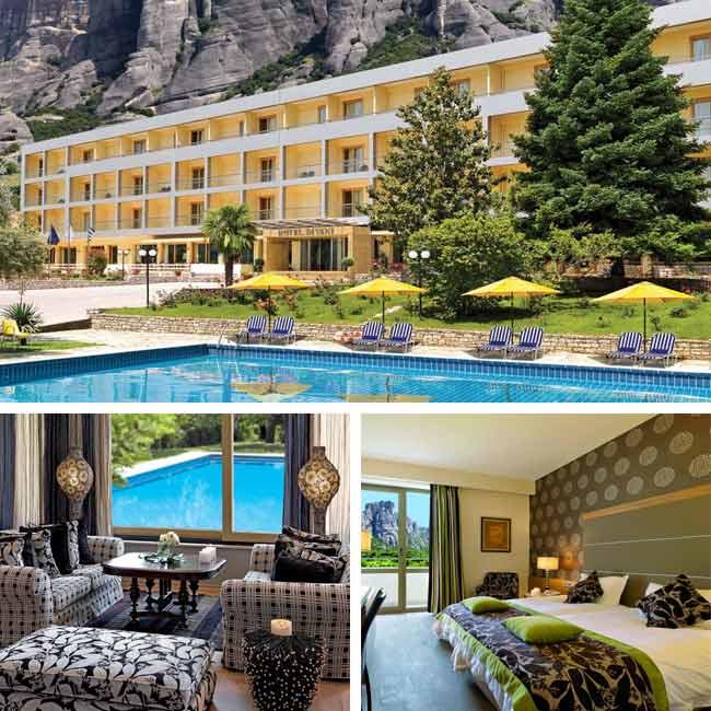 Divani Meteora Hotel - Kalambaka Hotels, Mainland Greece, Travelive