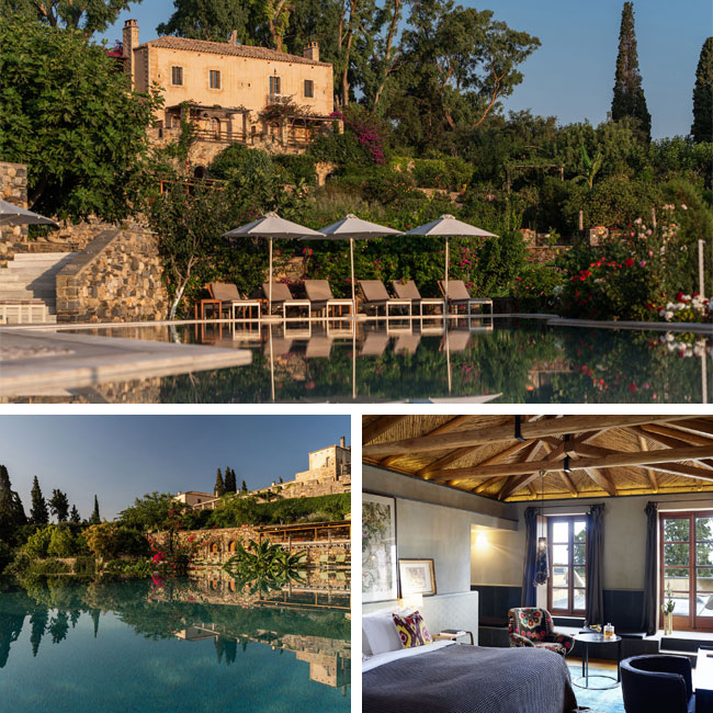 Kinsterna - Hotels in Monemvasia - Luxury hotels in Monemvasia, Peloponnese Greece, Travelive