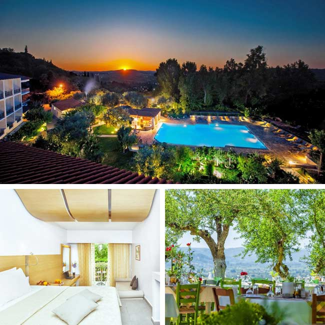 Hotel Europa - Hotels in Olympia, Mainland Greece, Travelive