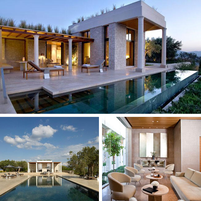 Amanzoe - Porto Heli  - Hotels in Olympia, Mainland Greece, Travelive