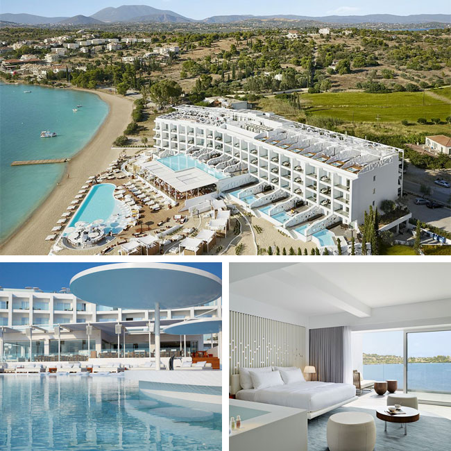 Nikki Beach Resort & Spa - Hotels in Olympia, Mainland Greece, Travelive