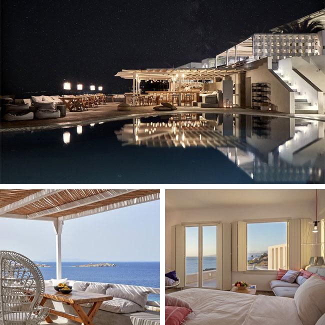 Bohème Mykonos - Luxury hotels Mykonos, Travelive