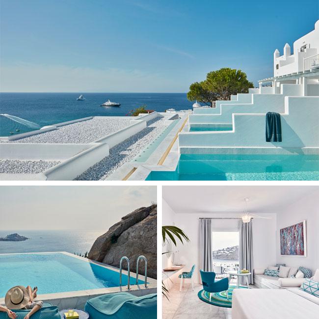 Myconian Ambassador Hotel - Luxury hotels Mykonos, Travelive