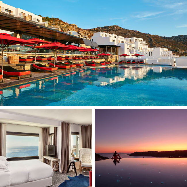 Myconian Avaton  - Luxury hotels Mykonos, Travelive