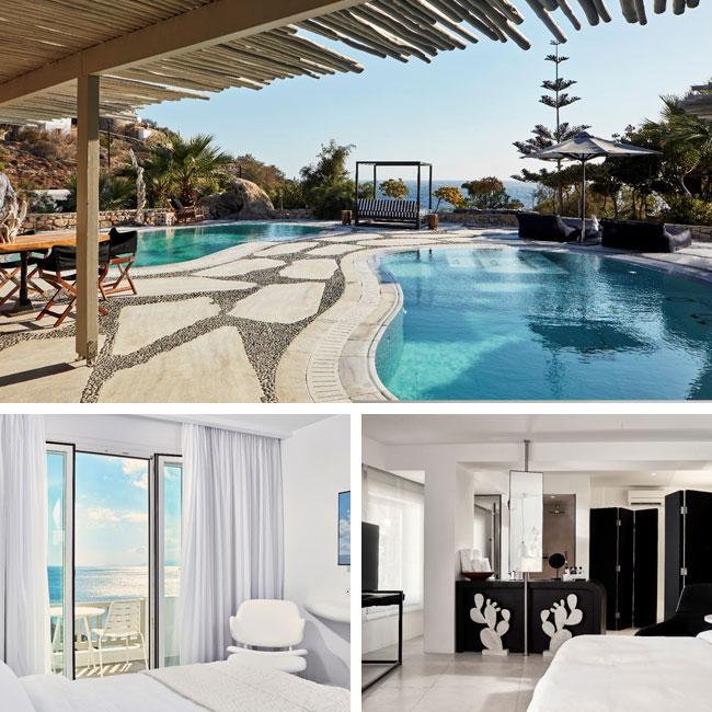 Myconian Imperial Resort - Luxury hotels Mykonos, Travelive
