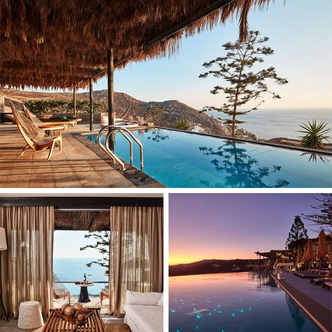 Mykonian Utopia Resort - Luxury hotels Mykonos, Travelive