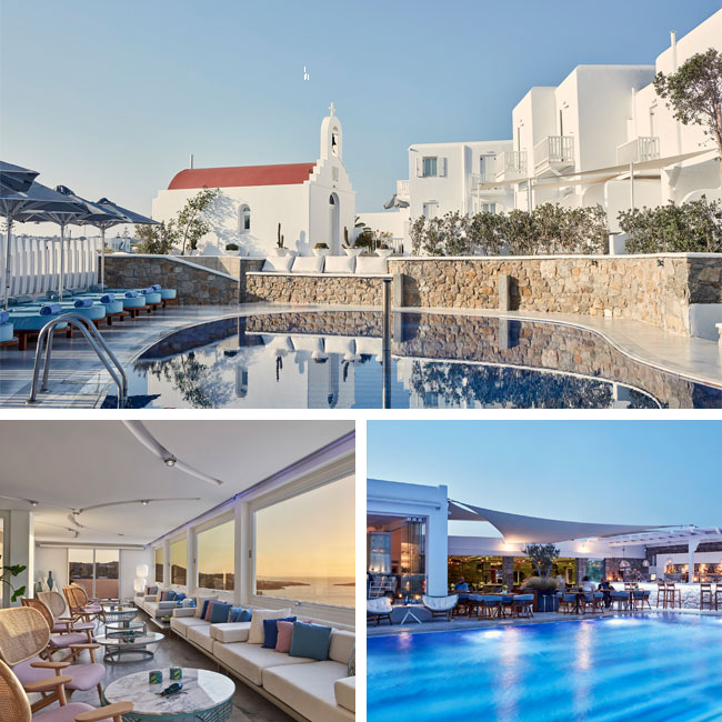 Myconian Kyma - Luxury hotels Mykonos, Travelive