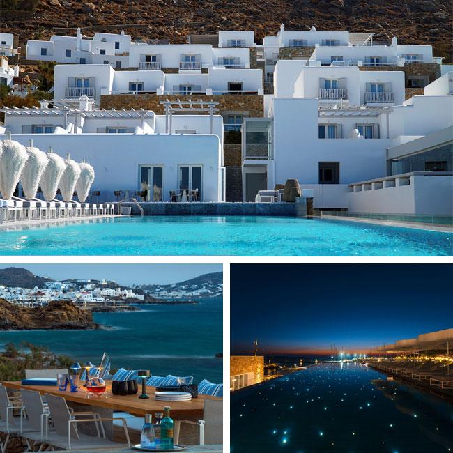 Mykonos Riviera - Luxury hotels Mykonos, Travelive