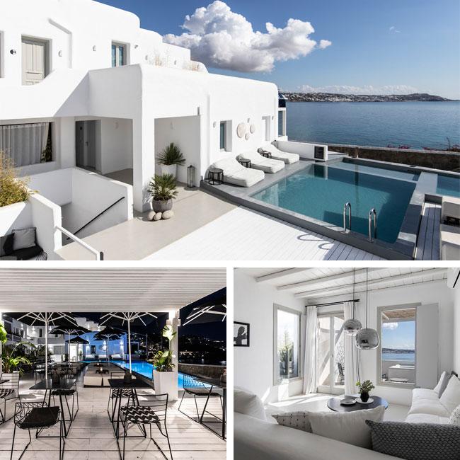 Nimbus Hotel Mykonos - Luxury hotels Mykonos, Travelive