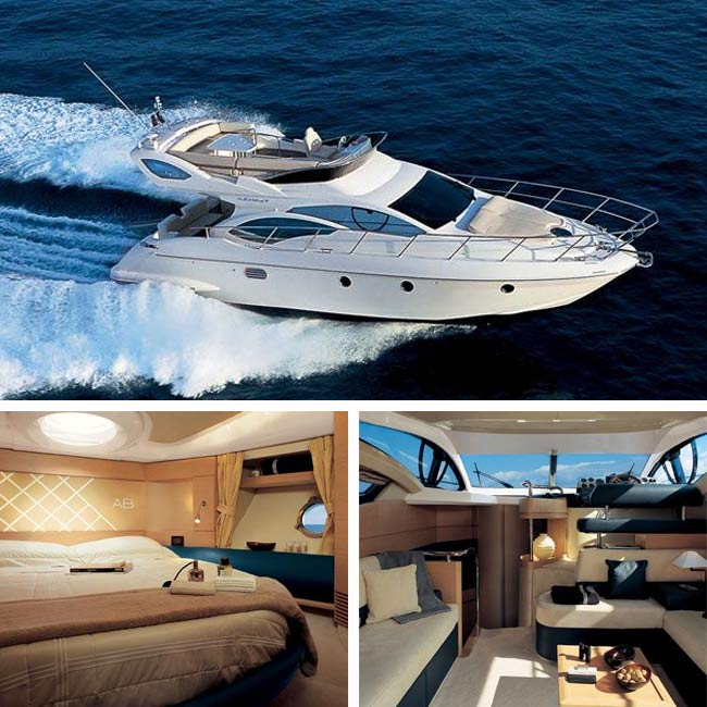 M/Y Oceanis Motor Yacht - Greece Luxury Yachts, Travelive