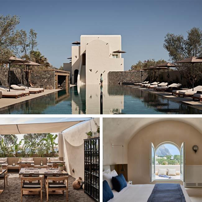 Istoria Hotel - Santorini Greece Hotels, Travelive