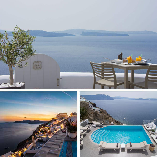 Santorini Secret Suites & Spa - Santorini Luxury Hotels, Travelive
