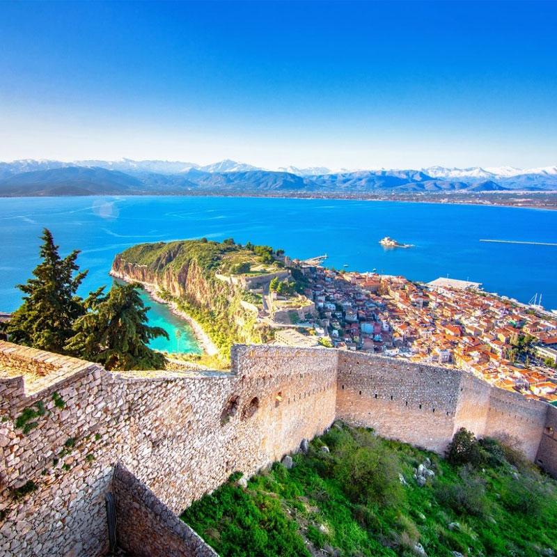 Peloponnese Greece – Greece, explore top destinations in Greece with Travelive packages