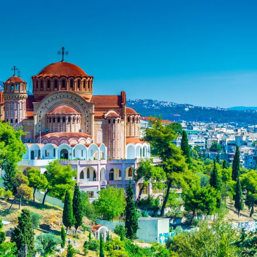 Thessaloniki – Greece, explore top destinations in Greece with Travelive packages
