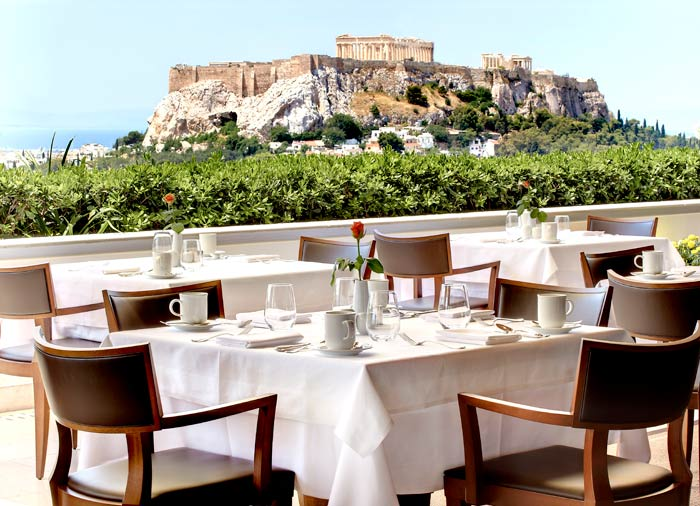 Grande Bretagne – travel in Athens with Travelive, Cycladic Tour packages