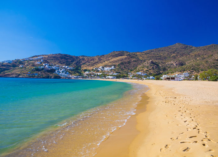 Beach in Ios -  Ios Vacation Packages, Cycladic treasures by Travelive