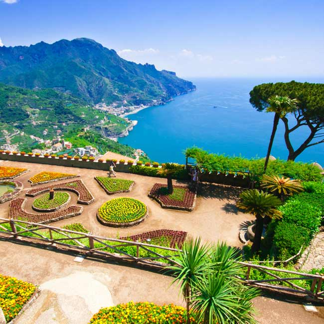 Amalfi Coast – Italian landscapes, top destinations in Italy, Travelive luxury packages