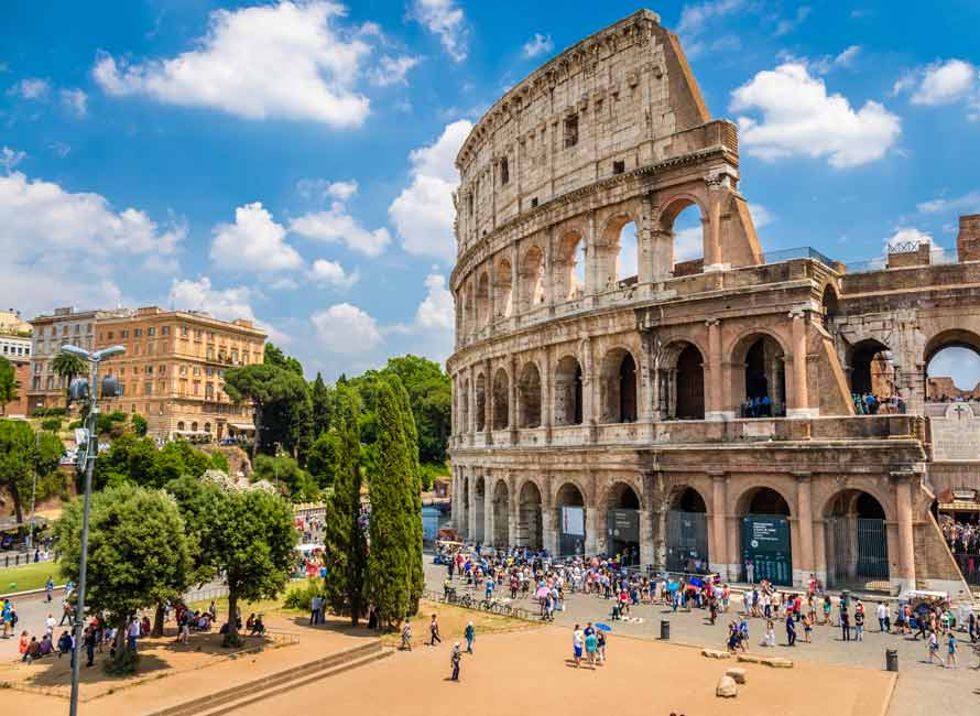 Colosseum – Rome Tours with Travelive, Luxury Travel Destination in Italy
