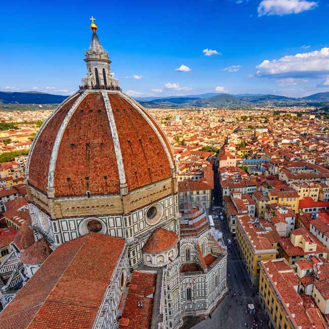 Duomo – Florence, Top destinations in Italy with Travelive luxury packages