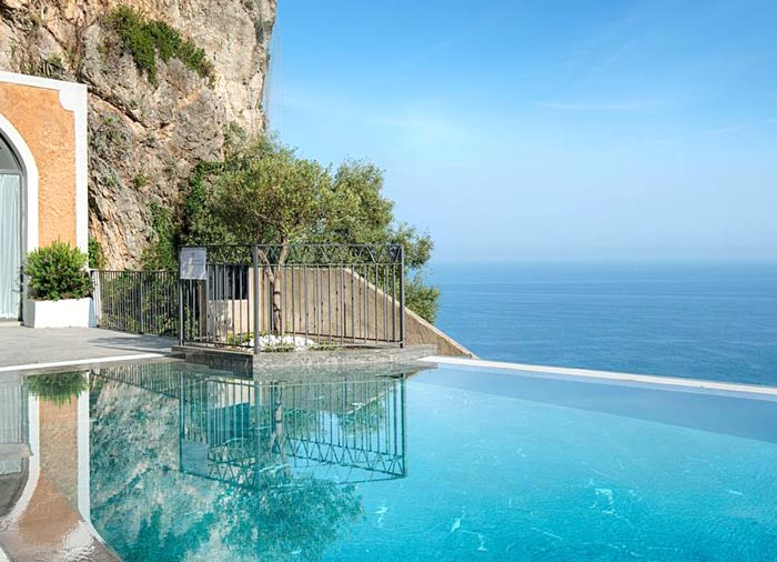 Grand Hotel - Convento di Amalfi, Amalfi Coast honeymoon packages, Travelive, luxury travel