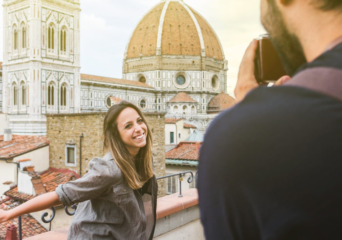Couple – Florence honeymoon package, Travelive' s Romantic Tuscany packages