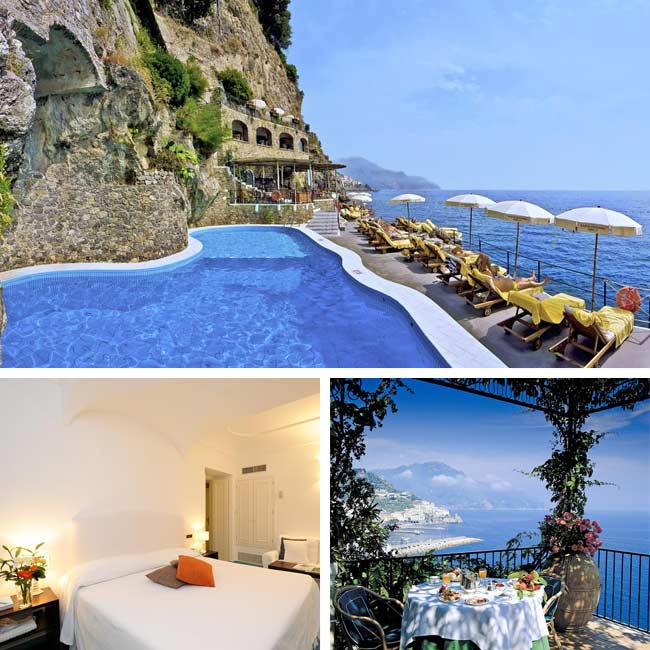 Hotel Santa Caterina of Amalfi - Luxury Hotels Amalfi Coast, Travelive