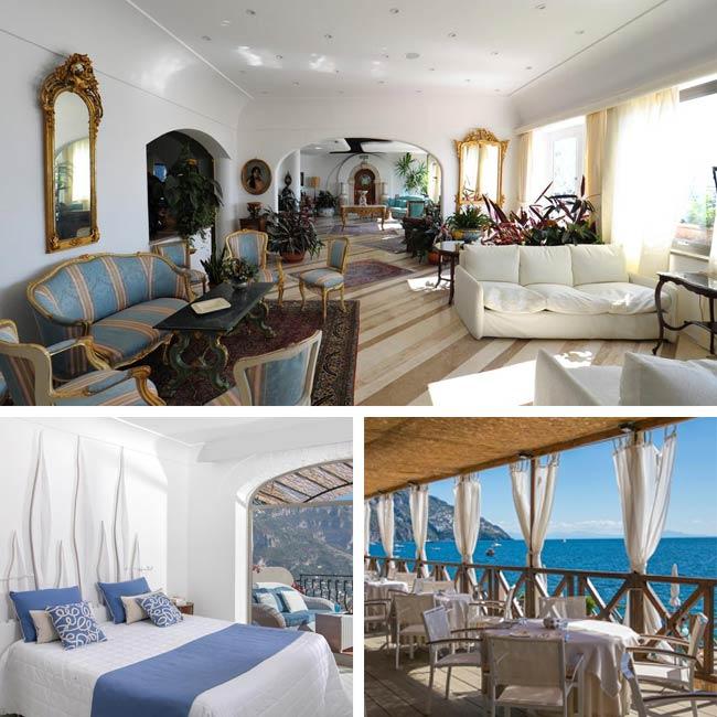 Le Agavi - Amalfi Coast Hotels, Travelive