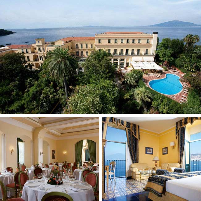 Imperial Hotel Tramontano - Luxury Hotels Amalfi Coast, Travelive