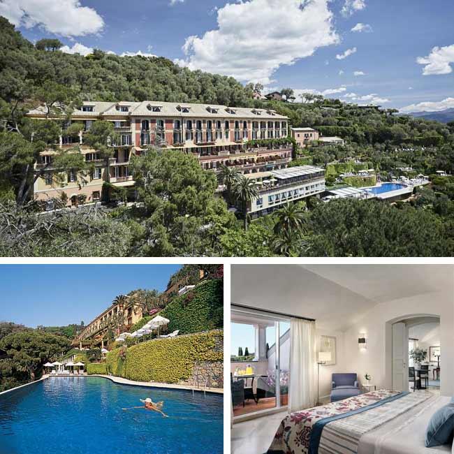 Hotel Splendido - Italian Riviera Hotels, Travelive