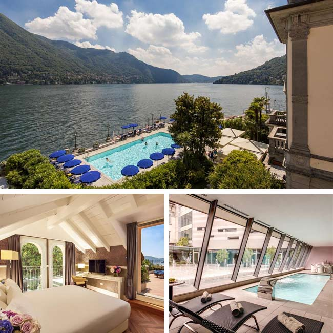 Grand Hotel Imperiale - Lake Como Hotels, Travelive