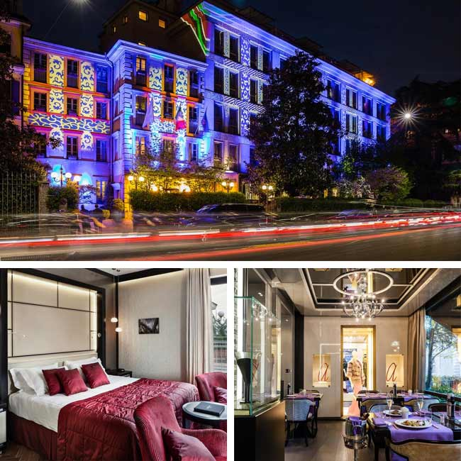 The Carlton Hotel Baglioni - Luxury Hotels Milan, Travelive