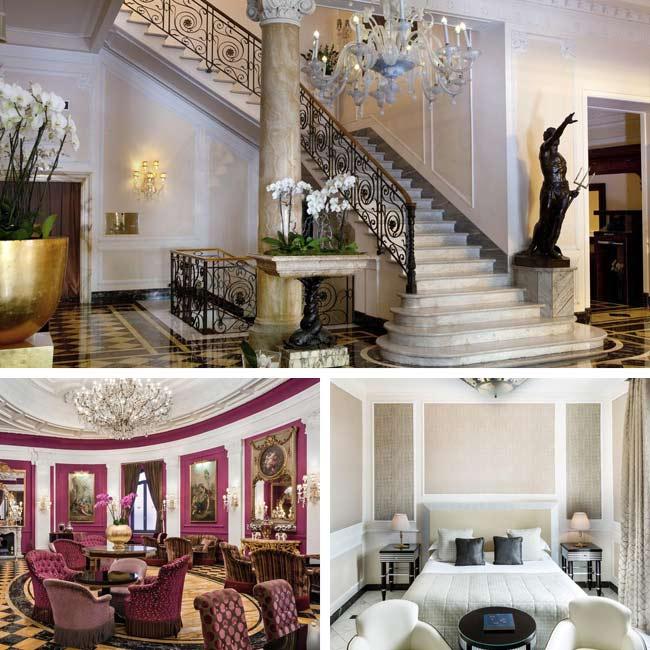 Regina Hotel Baglioni - Rome Hotels, Travelive
