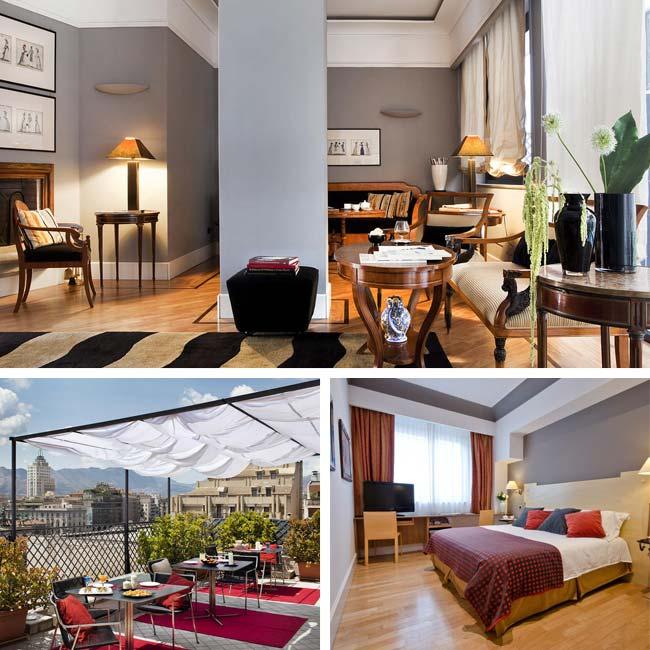 Hotel Plaza Opéra - Sicily Hotels, Travelive