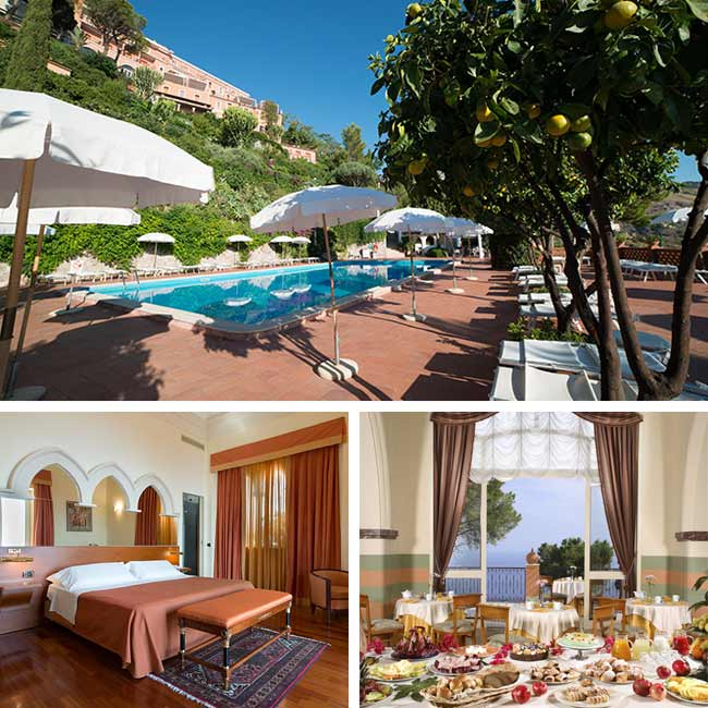 Grand Hotel Miramare - Sicily Hotels, Travelive