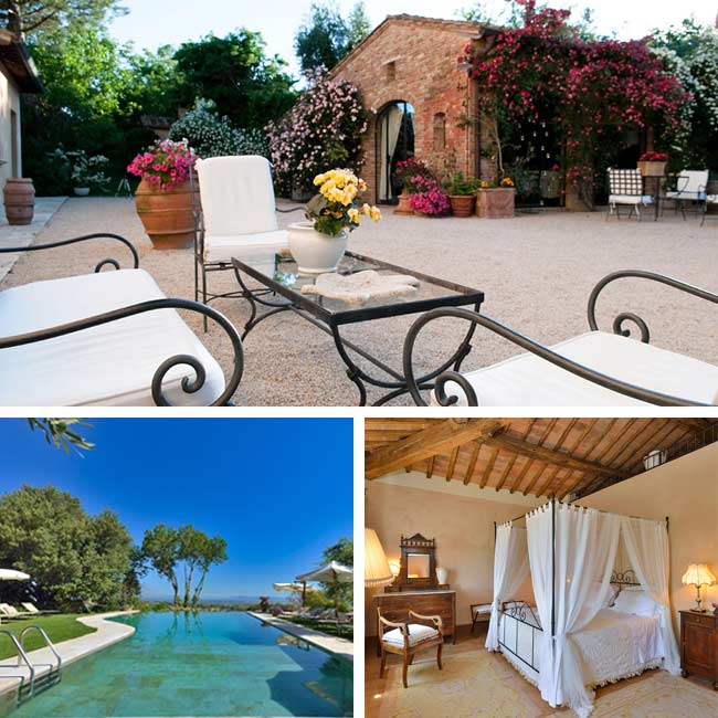 Villa Cicolina - Luxury Hotels Tuscany, Travelive