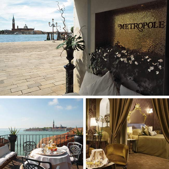 Hotel Metropole - Luxury Hotels Venice, Travelive