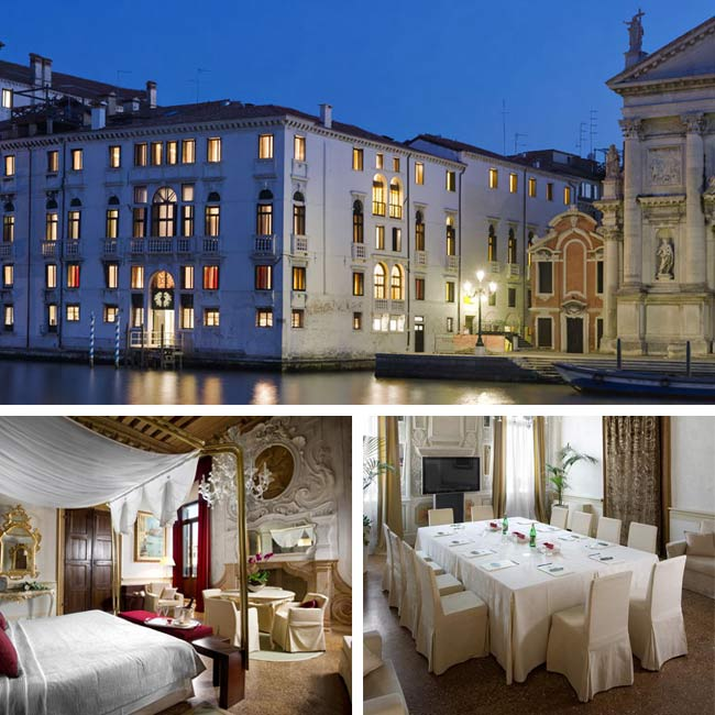 Palazzo Giovanelli - Venice Hotels, Travelive