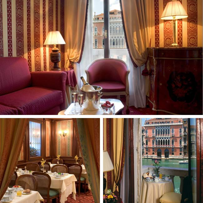 Palazzo Sant'Angelo - Luxury Hotels Venice, Travelive