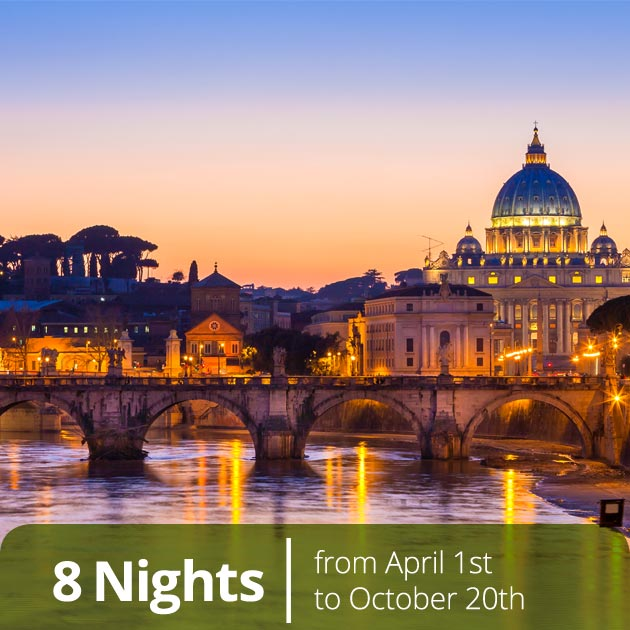 St. Peter Cathedral – Rome & Amalfi Coast Luxury Vacation Packages, Travelive