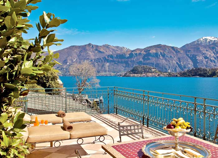 Grand Hotel Tremezzo – Italian Riviera honeymoon tours with Travelive, luxury travel agency