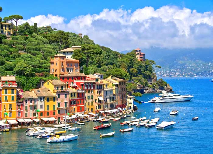 Portofino – Italian Riviera honeymoon, romantic luxury package, Travelive, luxury travel agency