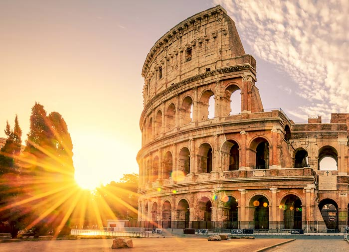 Colosseum – Rome to Amalfi Coast tour package with Travelive, luxury travel agency