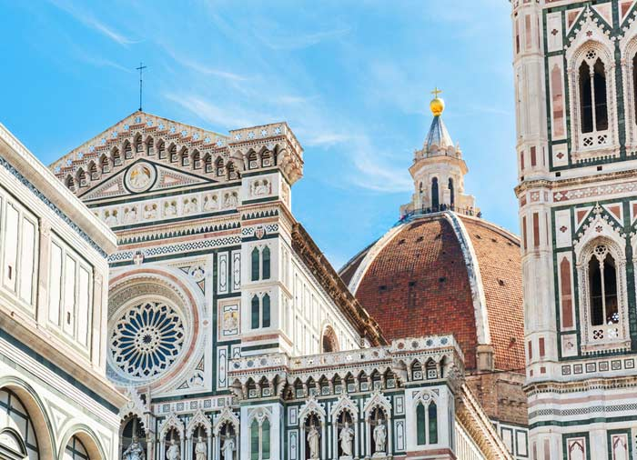 Santa Maria Del Fiore Cathedral – Florence Tuscany Tour with Travelive