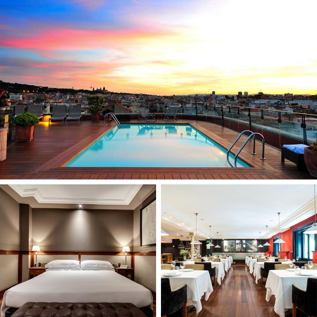 Hotel 1898 - Luxury Hotels Barcelona, Travelive