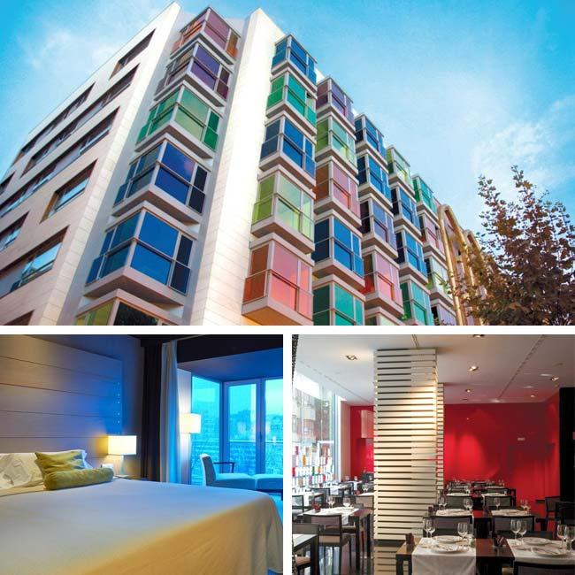 Hesperia Bilbao - Luxury Hotels Bilbao, Travelive